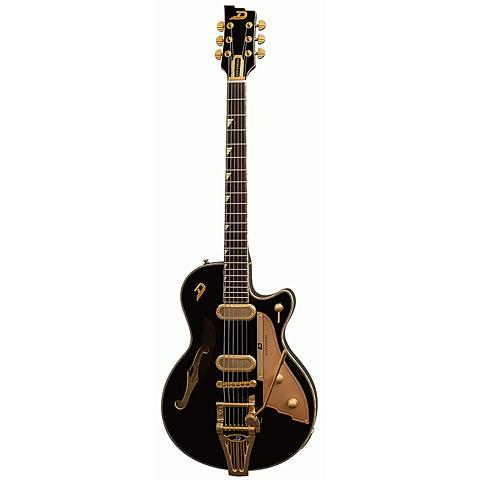 Duesenberg Starplayer TV Phonic PC-BK « Guitarra eléctrica