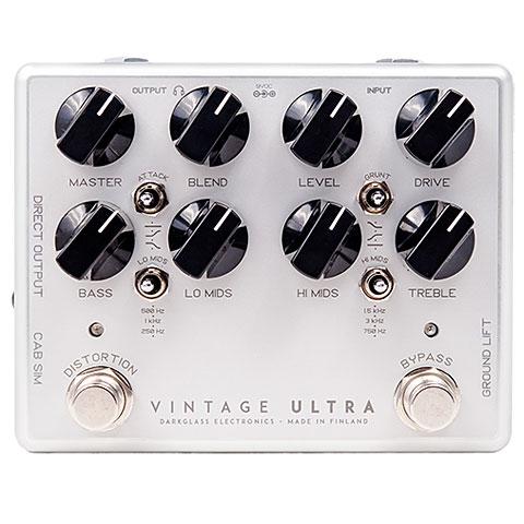 Effektgerät E-Bass Darkglass Vintage Ultra V2 (Aux-In)