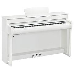 Yamaha Clavinova CLP-735 WH « Piano digital
