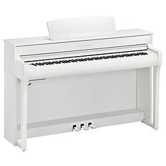 Yamaha Clavinova CLP-745 WH « Piano digital