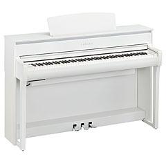Yamaha Clavinova CLP-775 WH « Piano digital