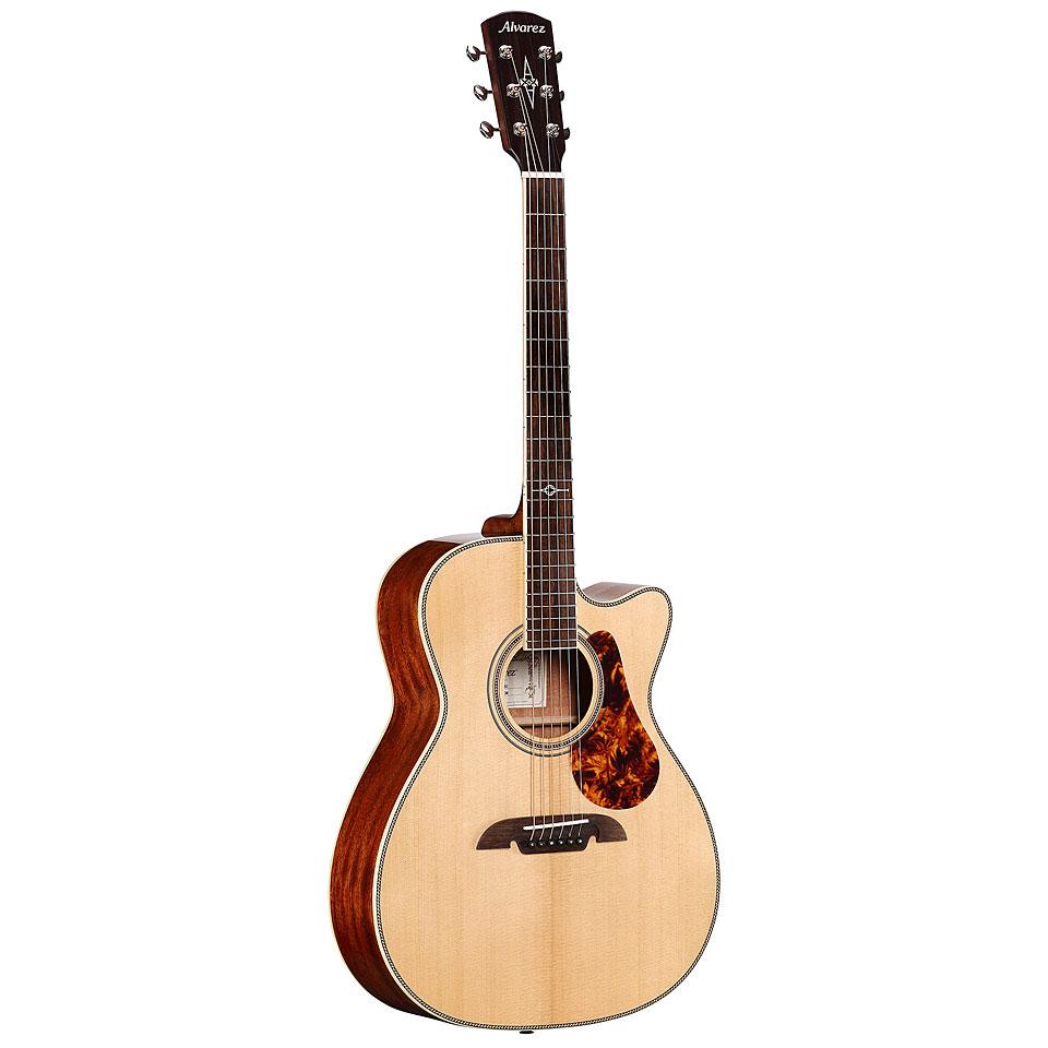 Westerngitarren - Alvarez MF60CEOM Westerngitarre - Onlineshop Musik Produktiv