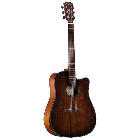 Acoustic Guitar Alvarez MDA77CEARSHB
