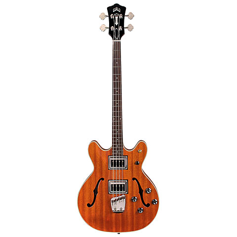 Guild Starfire Bass II Natural « Electric Bass Guitar