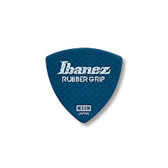 Ibanez Grip Wizard Series PPA4MRG-DB Rubber Blue 0,8 mm « Médiators