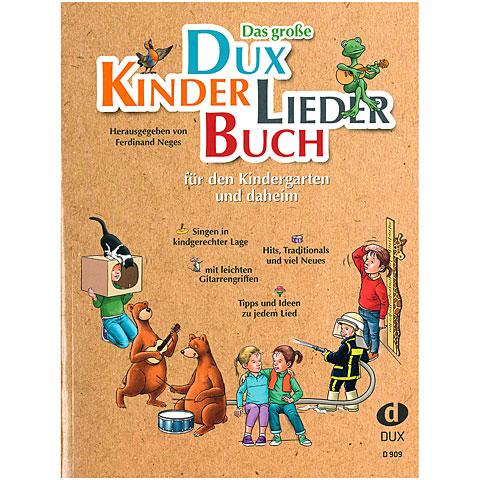 Libro de partituras Dux Das große Dux Kinderliederbuch