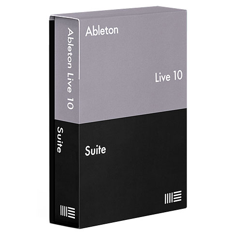 Software DAW Ableton Live 10 Suite Download