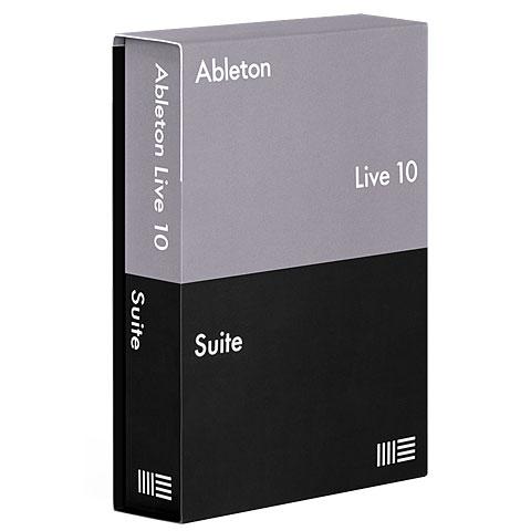 Séquenceur généraliste Ableton Live 10 Suite Download