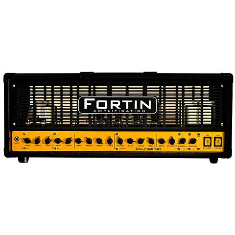 Cabezal guitarra Fortin Evil Pumpkin