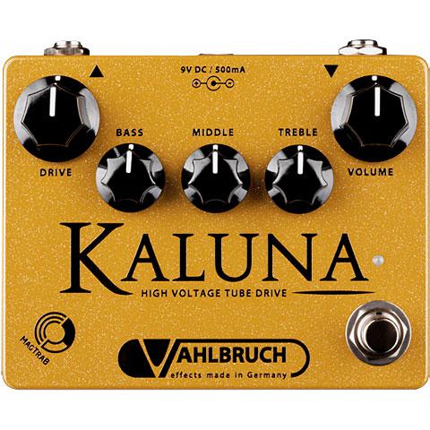 Pedal guitarra eléctrica Vahlbruch Kaluna