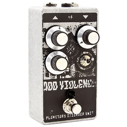 Effektgerät E-Gitarre JPTR FX Add Violence