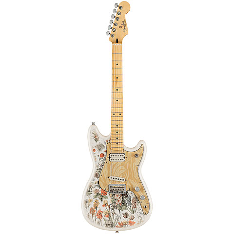 Fender Shawn Mendes Musicmaster YLW FLW « Elektrische Gitaar