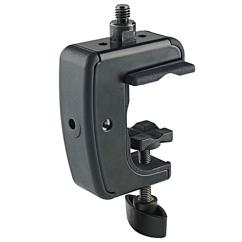Mikrofonständer K&M 23723 Table Clamp black