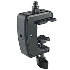 K&M 23723 Table Clamp black