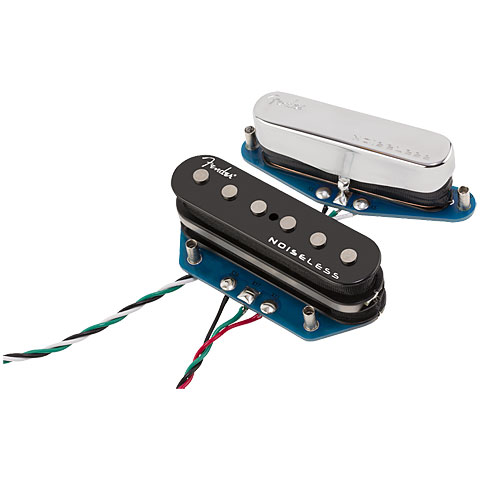 Electric Guitar Pickup Fender Ultra Noiseless Tele Vintage Set