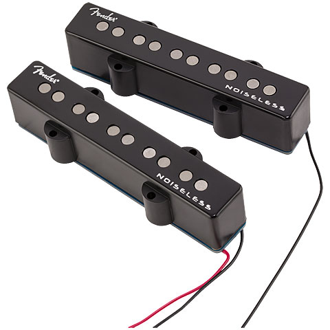 Pickup E-Bass Fender Ultra Noiseless Jazz Bass Pickup Set V Set