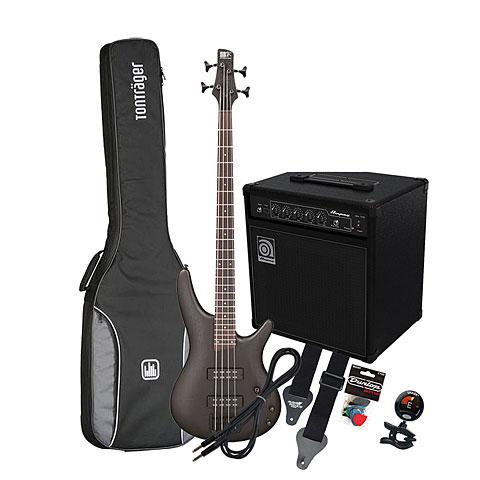 E-Bass Set Ibanez SR300EB / Ampeg BA-108