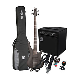 Ibanez SR300EB / Ampeg BA-108 « Bass Guitar Set