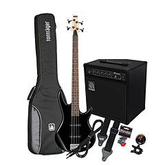 Ibanez Gio GSR180 BK/ Ampeg BA-108 « E-Bass Set