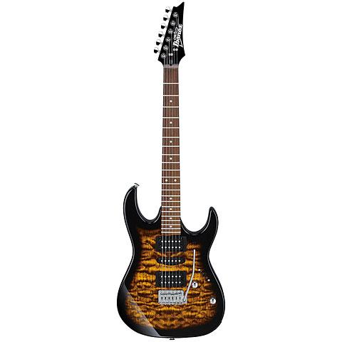 E-Gitarre Ibanez Gio GRX70QA-SB
