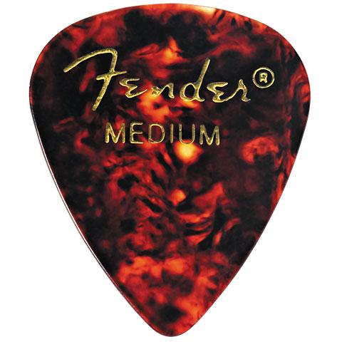 Plektrum Fender 351 shell, medium, 144 STÜCK