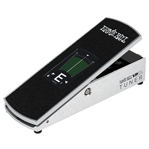 Effektgerät E-Gitarre Ernie Ball EB6201 VPJR Tuner silber