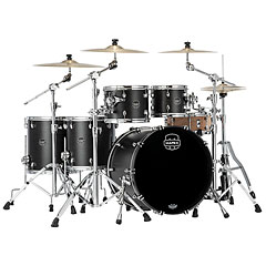 "Mapex Saturn 22"" Satin Black Shellset « Batería"