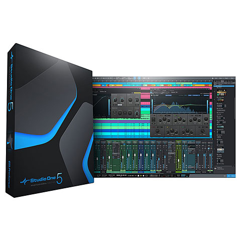 DAW-Software Presonus Studio One 5 Professional
