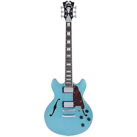 D'Angelico Premier Mini DC OT « Guitarra eléctrica