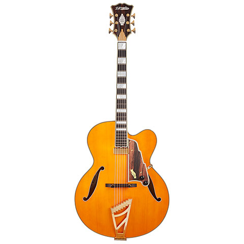 D'Angelico Exel EXL-1 Throwback VNA « Guitarra eléctrica
