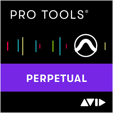 DAW-Software Avid Pro Tools Perpetual ESD