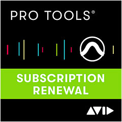 Avid Pro Tools Renewal ESD « DAW-Software