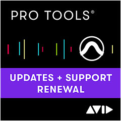 Avid Pro Tools Update & Support Plan ESD « DAW-Software