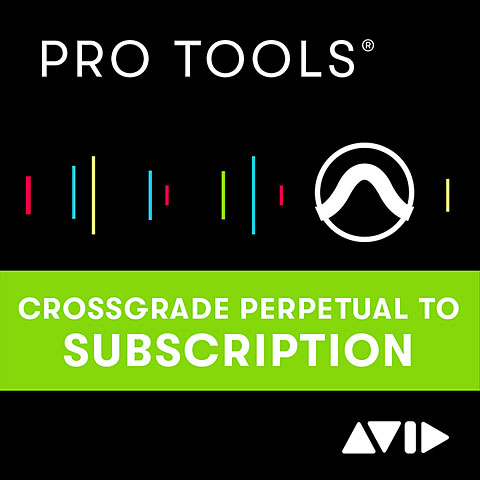 DAW-Software Avid Pro Tools Crossgrade ESD