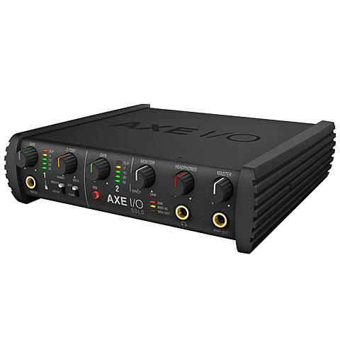 Interface de audio IK-Multimedia AXE I/O Solo