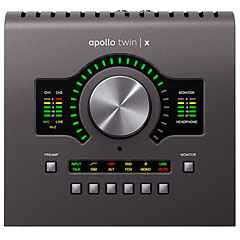 Universal Audio Apollo Twin X Quad « Audio Interface