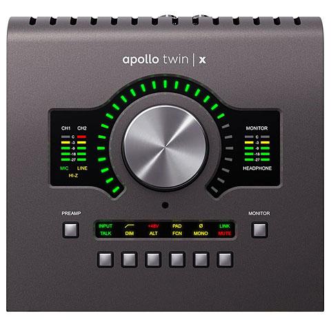 Geluidskaart Universal Audio Apollo Twin X Duo