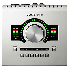 Universal Audio Apollo Twin USB Duo « Audio Interface