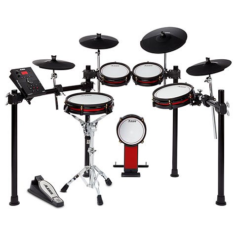 Electronic Drum Kit Alesis Crimson II Kit Special Edition