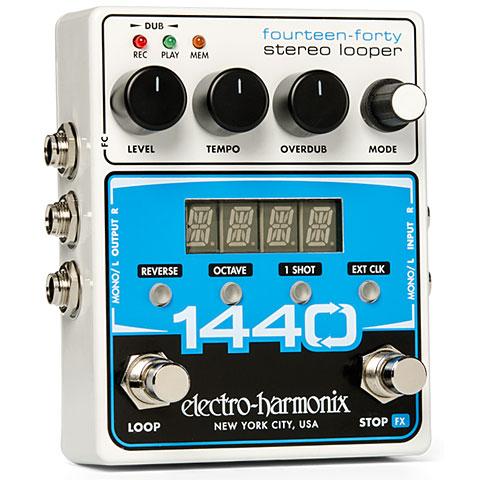 Pedal guitarra eléctrica Electro Harmonix 1440 Stereo Looper