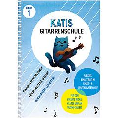 Bosworth KATIS Gitarrenschule Bd. 1 « Manuel pédagogique