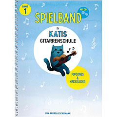 Bosworth KATIS Gitarrenschule Bd. 1 Spielband 1 « Instructional Book