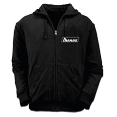 Ibanez Black Logo XL « Hood Zip