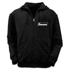 Ibanez Black Logo M « Hood Zip