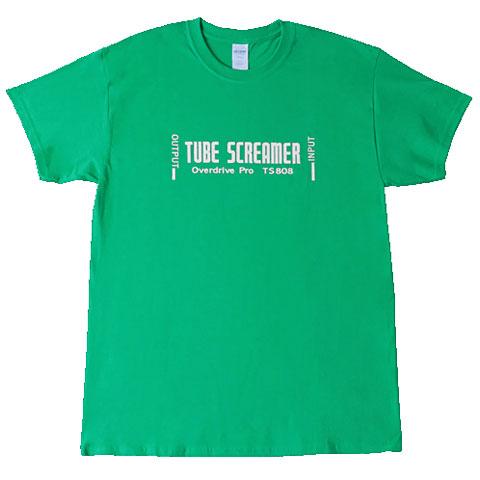Camiseta manga corta Ibanez TS Green XXL