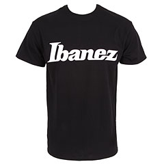 Ibanez Logo Black L « T-Shirt
