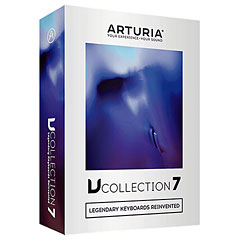 Arturia V-Collection 7 « Synthétiseurs virtuels