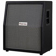 Friedman 212 Vertical BK Black/Silver Front