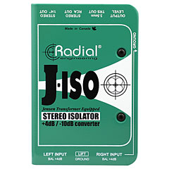 Radial J-Iso « Line-Isolator