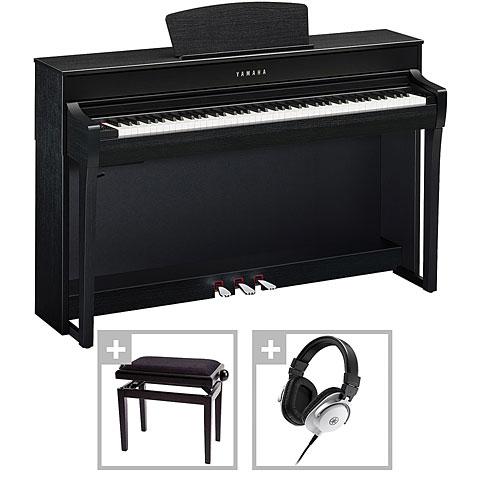 Digitalpiano Yamaha Clavinova CLP-735B Premium Set